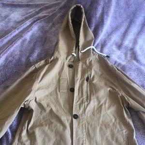 Jackets & Blazers - Long coat size small